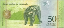 50 Bolivares VENEZUELA  2007 P.092a NEUF