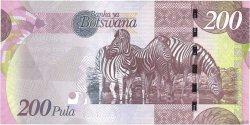 200 Pula BOTSWANA  2009 P.34a NEUF