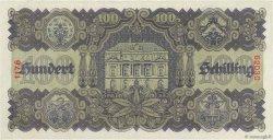 100 Schilling AUTRICHE  1945 P.118 SPL