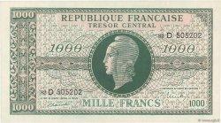 1000 Francs MARIANNE FRANCE  1945 VF.13.01x pr.NEUF