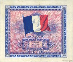 10 Francs DRAPEAU FRANCE  1944 VF.18.01 TTB+