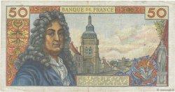 50 Francs RACINE FRANCE  1962 F.64.01 TB