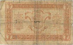 1 Franc TRÉSORERIE AUX ARMÉES FRANCE  1919 VF.03.14 B