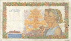 500 Francs LA PAIX FRANCE  1942 F.32.29 TB