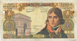 100 Nouveaux Francs BONAPARTE FRANCE  1960 F.59.08 pr.TB