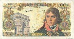 100 Nouveaux Francs BONAPARTE FRANCE  1959 F.59.01 TB
