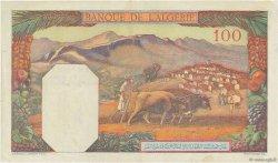 100 Francs ALGÉRIE  1945 P.088 TTB