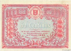 50 Centimes FRANCE régionalisme et divers Saint-Die 1920 JP.112.16 NEUF