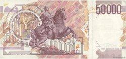 50000 Lires ITALIE  1992 P.116b TTB