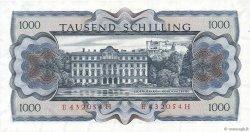 1000 Shilling AUTRICHE  1966 P.147a SUP