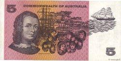 5 Dollars AUSTRALIE  1969 P.39c TTB