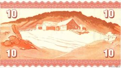 10 Kronur ÎLES FEROE  1954 P.14d NEUF