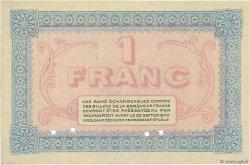 1 Franc FRANCE régionalisme et divers LURE 1915 JP.076.10 NEUF
