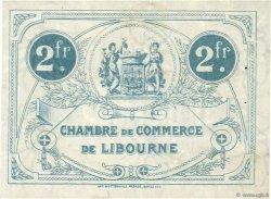 2 Francs FRANCE régionalisme et divers LIBOURNE 1920 JP.072.31 TTB