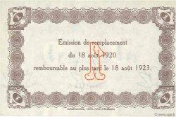 1 Franc FRANCE régionalisme et divers Le Havre 1920 JP.068.28 NEUF