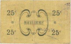25 Centimes FRANCE régionalisme et divers  1915 JP.02-1418 TTB