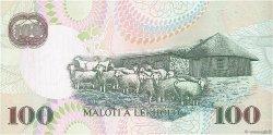 100 Maloti LESOTHO  2006 P.19c NEUF