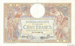 100 Francs LUC OLIVIER MERSON type modifié FRANCE  1938 F.25.17 SUP