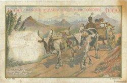 1000 Francs COMORES  1963 P.05b pr.TTB