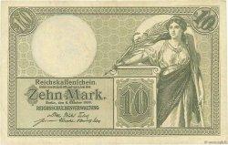 10 Mark ALLEMAGNE  1906 P.009b TTB