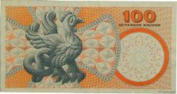 100 Kroner DANEMARK  2001 P.056b TTB+