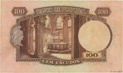 100 Escudos PORTUGAL  1950 P.159 TTB