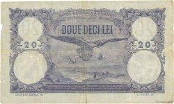 20 Lei ROUMANIE  1929 P.020 TB+