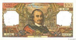 100 Francs CORNEILLE FRANCE  1970 F.65.31 pr.SPL