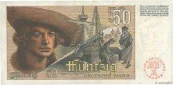 50 Deutsche Mark ALLEMAGNE FÉDÉRALE  1948 P.14a pr.SUP