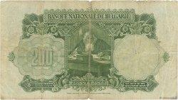200 Leva BULGARIE  1929 P.050a pr.TB