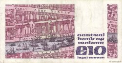 10 Pounds IRLANDE  1984 P.072b TTB