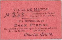 2 Francs FRANCE régionalisme et divers  1915 JP.02-2652 SUP