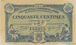50 Centimes FRANCE régionalisme et divers ALBI - CASTRES - MAZAMET 1917 JP.005.09 TTB