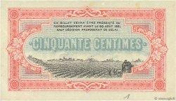 50 Centimes FRANCE régionalisme et divers Cognac 1916 JP.049.01 SUP