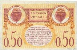 50 Centimes FRANCE régionalisme et divers LA ROCHELLE 1920 JP.066.07 NEUF