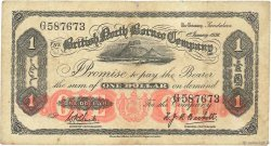 1 Dollar MALAISIE et BORNEO  1936 P.28 TB