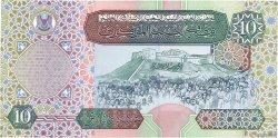 10 Dinars LIBYE  2002 P.66 NEUF