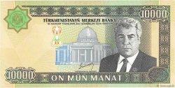 10000 Manat TURKMÉNISTAN  2003 P.15 NEUF