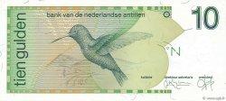 10 Gulden ANTILLES NÉERLANDAISES  1994 P.23c NEUF