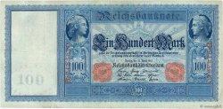 100 Mark ALLEMAGNE  1910 P.042 TTB