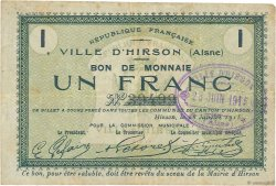 1 Franc FRANCE régionalisme et divers  1915 JP.02-1178 TTB