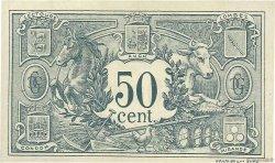 50 Centimes FRANCE régionalisme et divers Auch 1914 JP.015.05 SUP