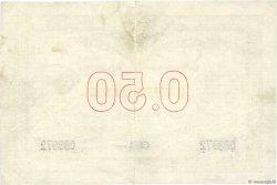 50 Centimes FRANCE régionalisme et divers BOULOGNE-SUR-MER 1914 JP.031.11 TTB à SUP