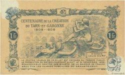 1 Franc FRANCE régionalisme et divers MONTAUBAN 1917 JP.083.15 SUP