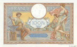100 Francs LUC OLIVIER MERSON grands cartouches FRANCE  1930 F.24.09 pr.SPL