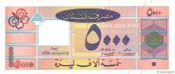 5000 Livres LIBAN  1994 P.71a NEUF
