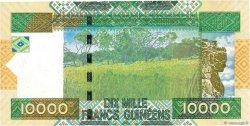 10000 Francs GUINÉE  2008 P.42b NEUF