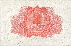 2 Kroner NORVÈGE  1943 P.16a1 SUP