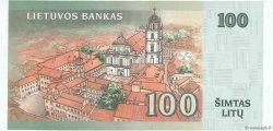 100 Litu LITUANIE  2007 P.70 NEUF