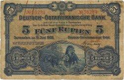 5 Rupien AFRIQUE DE L